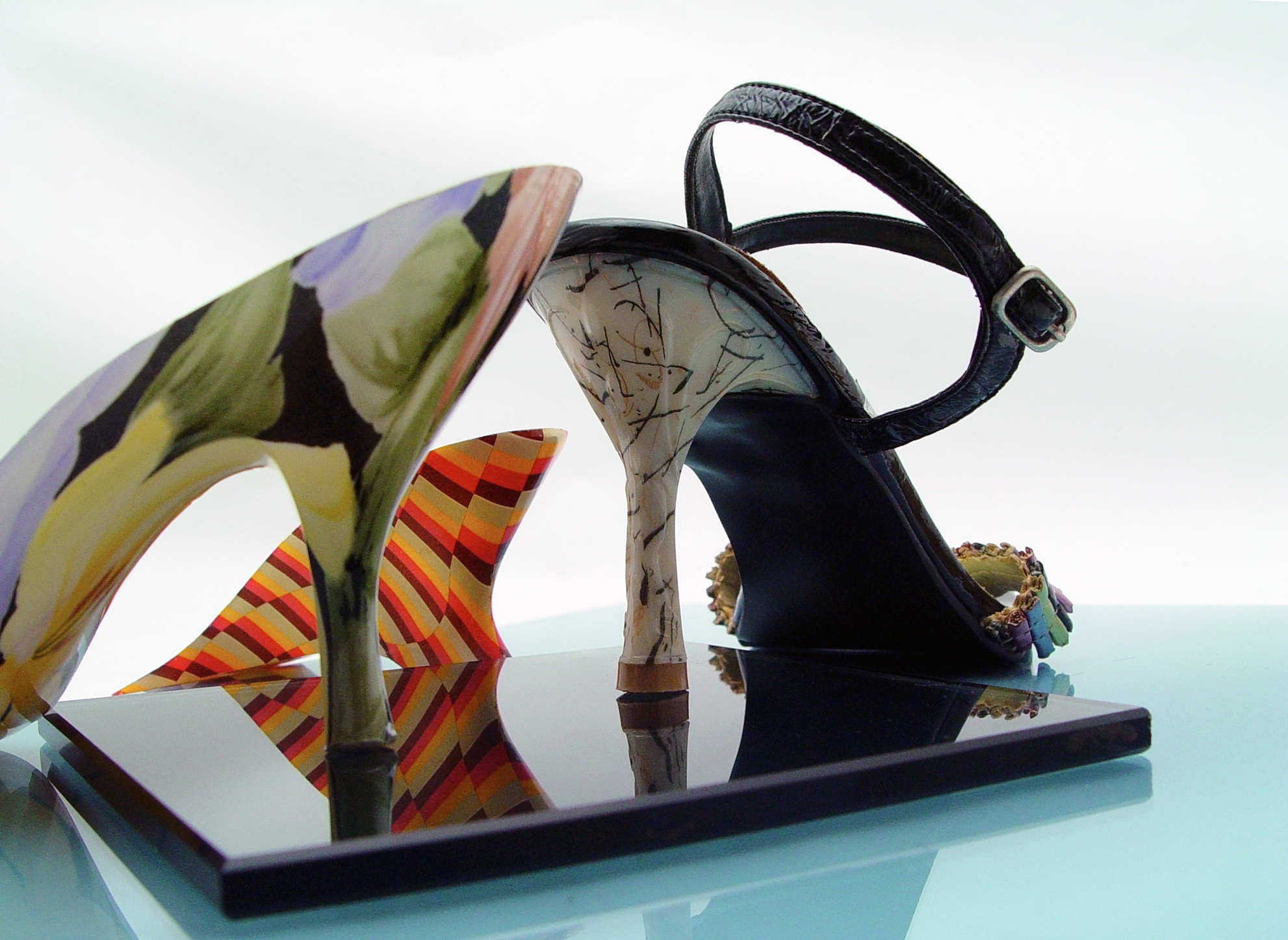 Transfer Printing Product - High Heels